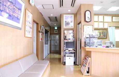 上田内科クリニック 桃谷駅 4の写真