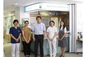 医師、スタッフともに専門性が高く、しっかり検査、治療をいたします。