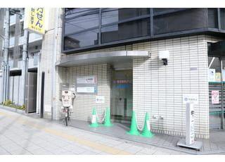 桃谷駅から徒歩3分の場所にございます。