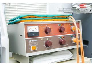 温熱治療機です。