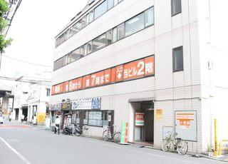 江戸川橋駅から徒歩1分とアクセスしやすいです