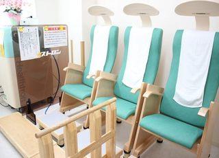 医療用の電位治療器です。使用後は身体がポカポカしますのでぜひお試しください。