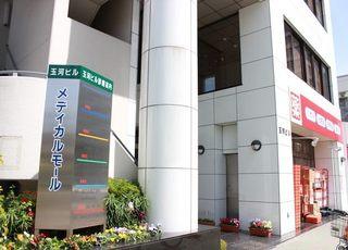 東陽町駅から近くにあります。