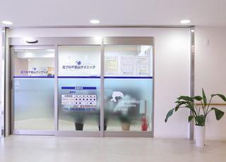 医院入口です