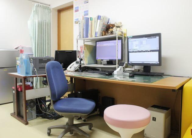 くまさんこどもクリニック 米野木駅 2の写真