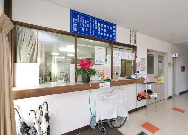 福光医院 牧駅(大分県) 3の写真