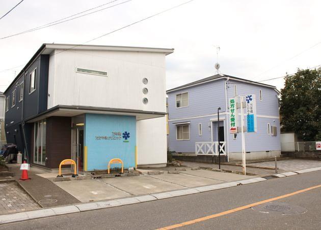 万年橋たかやまクリニック 久米川駅 5の写真