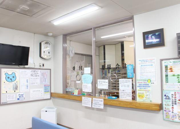 矢崎耳鼻咽喉科医院 甲府駅 3の写真