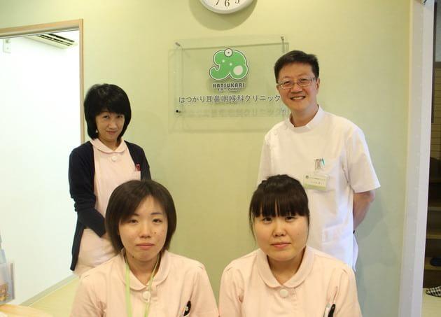 はつかり耳鼻咽喉科クリニック 本川越駅 1の写真