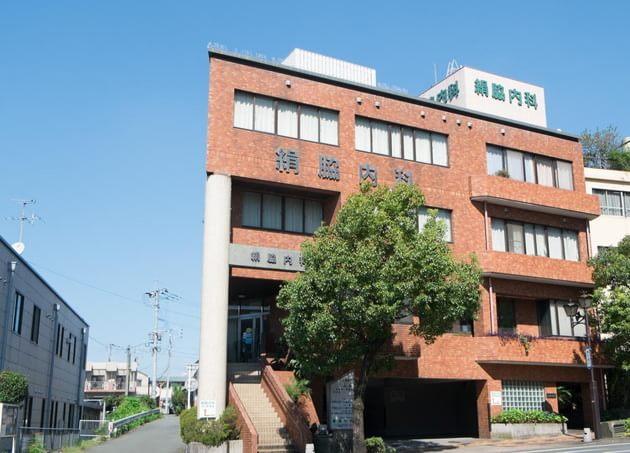 絹脇内科 市立体育館前駅 1の写真