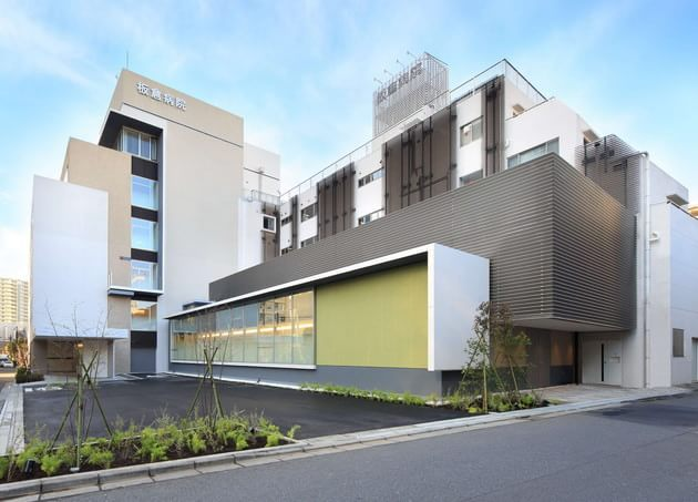 板倉病院 京成船橋駅 6の写真