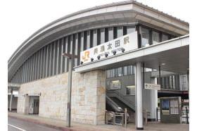 岩永耳鼻咽喉科 美濃太田駅 美濃太田駅北口からすぐの場所にありますの写真