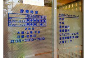 大沼田メディカルクリニック 西荻窪駅の写真