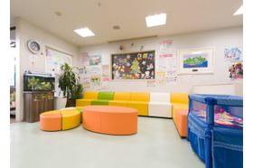 たにぐち小児クリニック 矢賀駅 お子さまが楽しんで通院いただけるように工夫しています。の写真