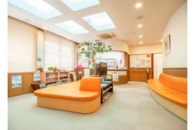 橘医院 鯖江駅 院内を清潔に保てるように心がけています。の写真