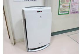 医療法人社団久悠眞会 山本医院 東尾久三丁目駅 心地よく院内で過ごせるよう空気清浄機を使用していますの写真