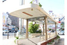 松山眼科医院 今福鶴見駅の写真