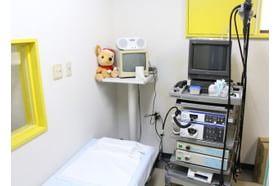 佐治内科医院 国際会館駅 大きな病院と引けをとらない設備を整えております。の写真
