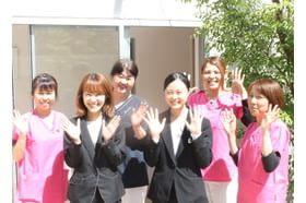 安永産婦人科医院 諫早駅 明るく笑顔の素敵なスタッフがサポートをいたします。の写真