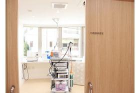 山田医院 鶴見駅 様々な医療機器を取り揃えています。の写真