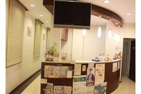おくど内科クリニック 京成立石駅 お待ちの際は本・雑誌をご用意しておりますので、ご自由にご覧ください。の写真
