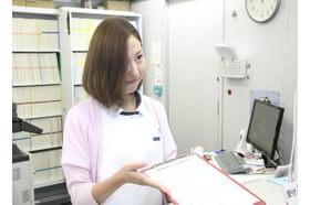 麹町内科 半蔵門駅 アットホームなスタッフが、患者さまをお出迎えいたします。の写真