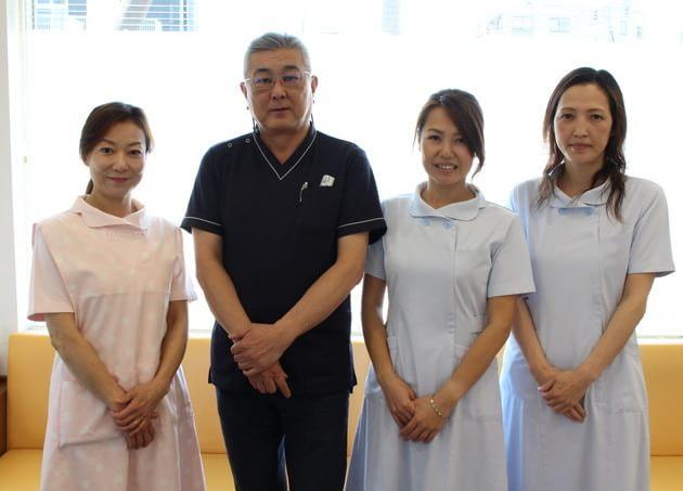 医療法人社団イーハトーブ はせがわクリニック 武蔵新田駅 1の写真