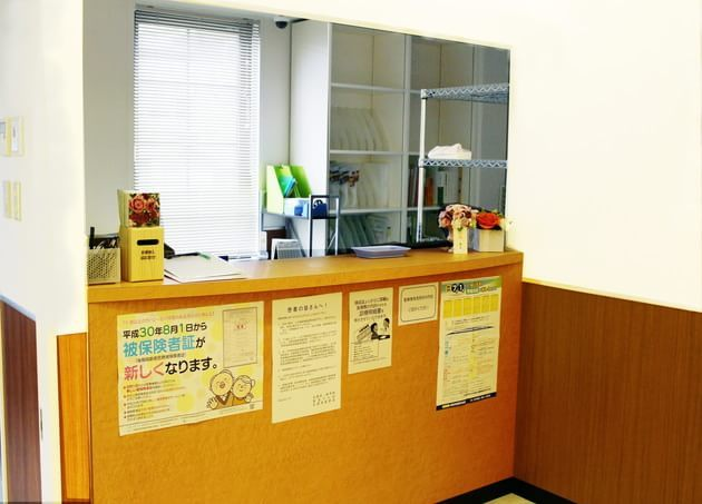 いながき内科クリニック 香櫨園駅 3の写真