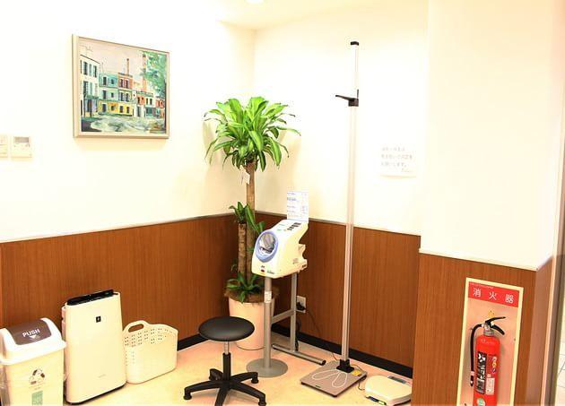 いながき内科クリニック 香櫨園駅 4の写真