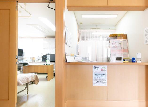 吉岡産婦人科医院 鬼越駅 3の写真