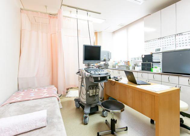 吉岡産婦人科医院 鬼越駅 5の写真