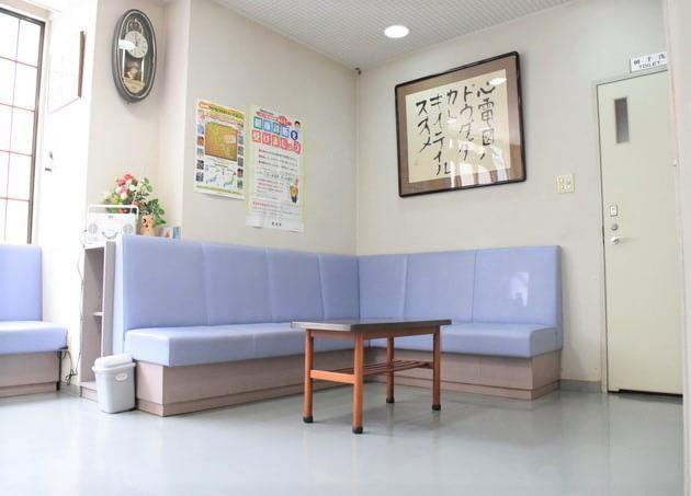 山田内科クリニック 松山市駅 5の写真