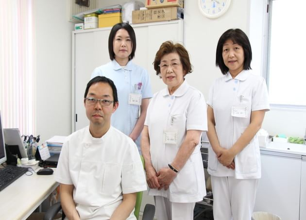 羽山医院 北野白梅町駅 1の写真