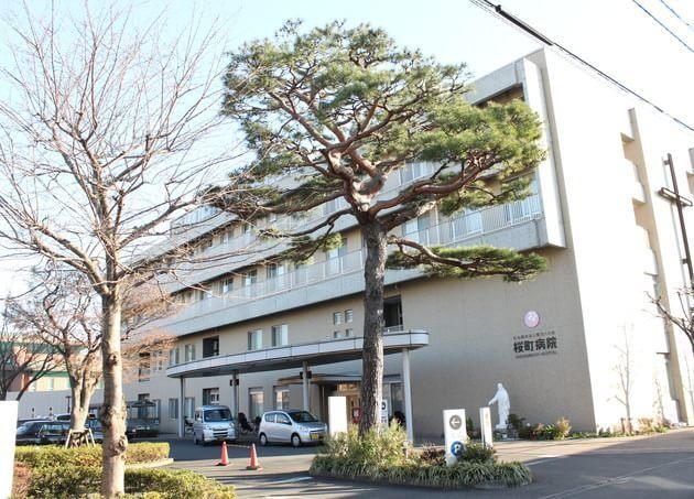 桜町病院 武蔵小金井駅 1の写真