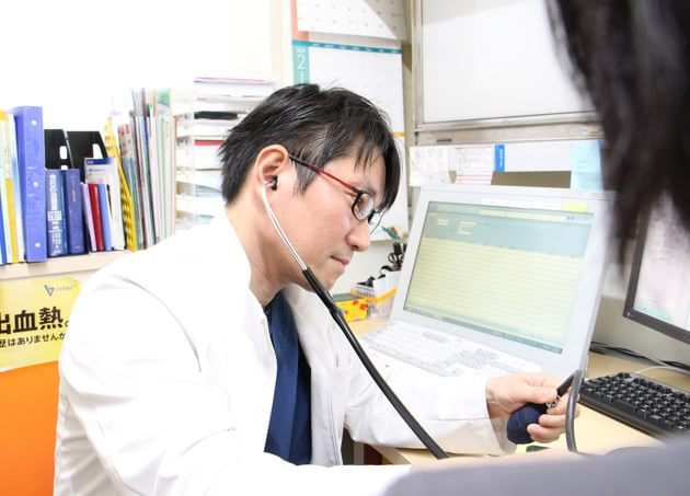 鈴木医院 来宮駅 2の写真