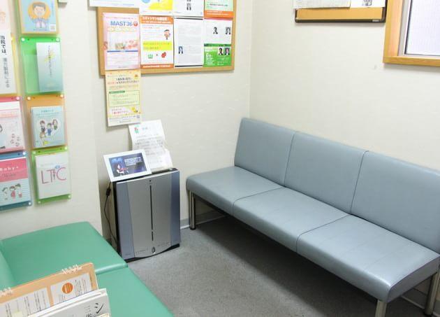 広尾かなもりクリニック 広尾駅 4の写真
