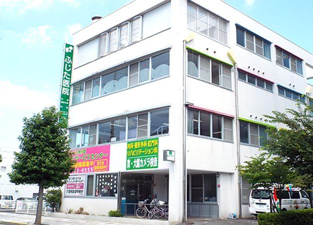 ふじた医院 善通寺駅 1の写真