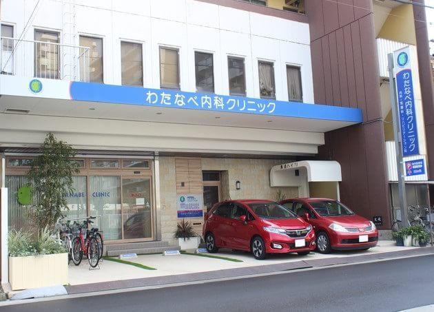 わたなべ内科クリニック 黒川駅(愛知県) 6の写真