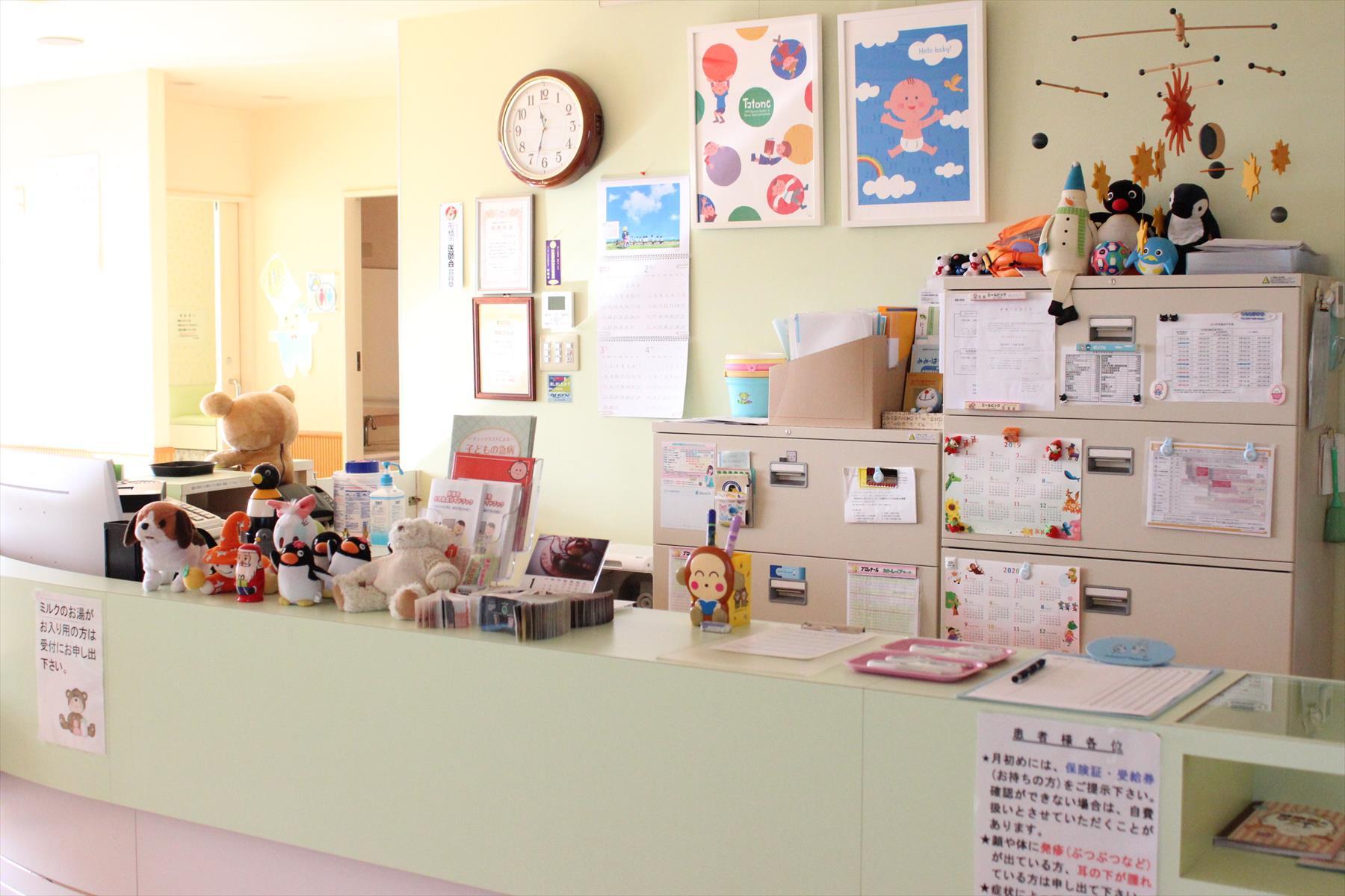 おぐち小児科 二和向台駅 5の写真