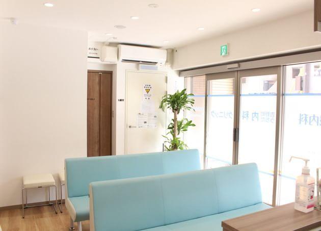 吉野町うちだ内科クリニック 阪東橋駅 3の写真
