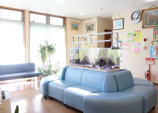 香内医院 西富岡駅 4の写真