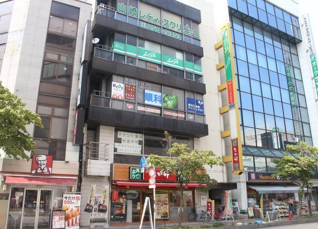 西川口駅前眼科