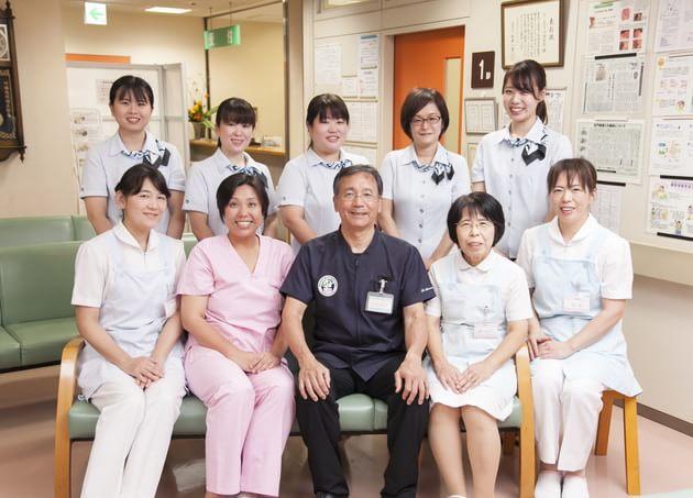医療法人 三渓会 川堀病院