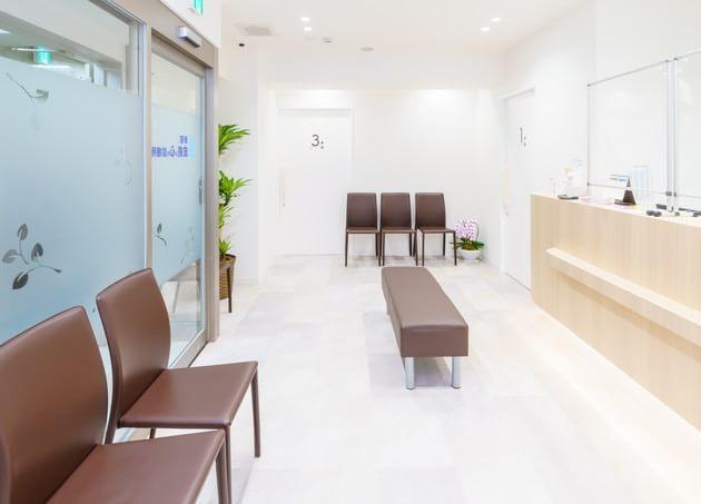 新宿皮膚と心の診療所 新宿駅 4の写真