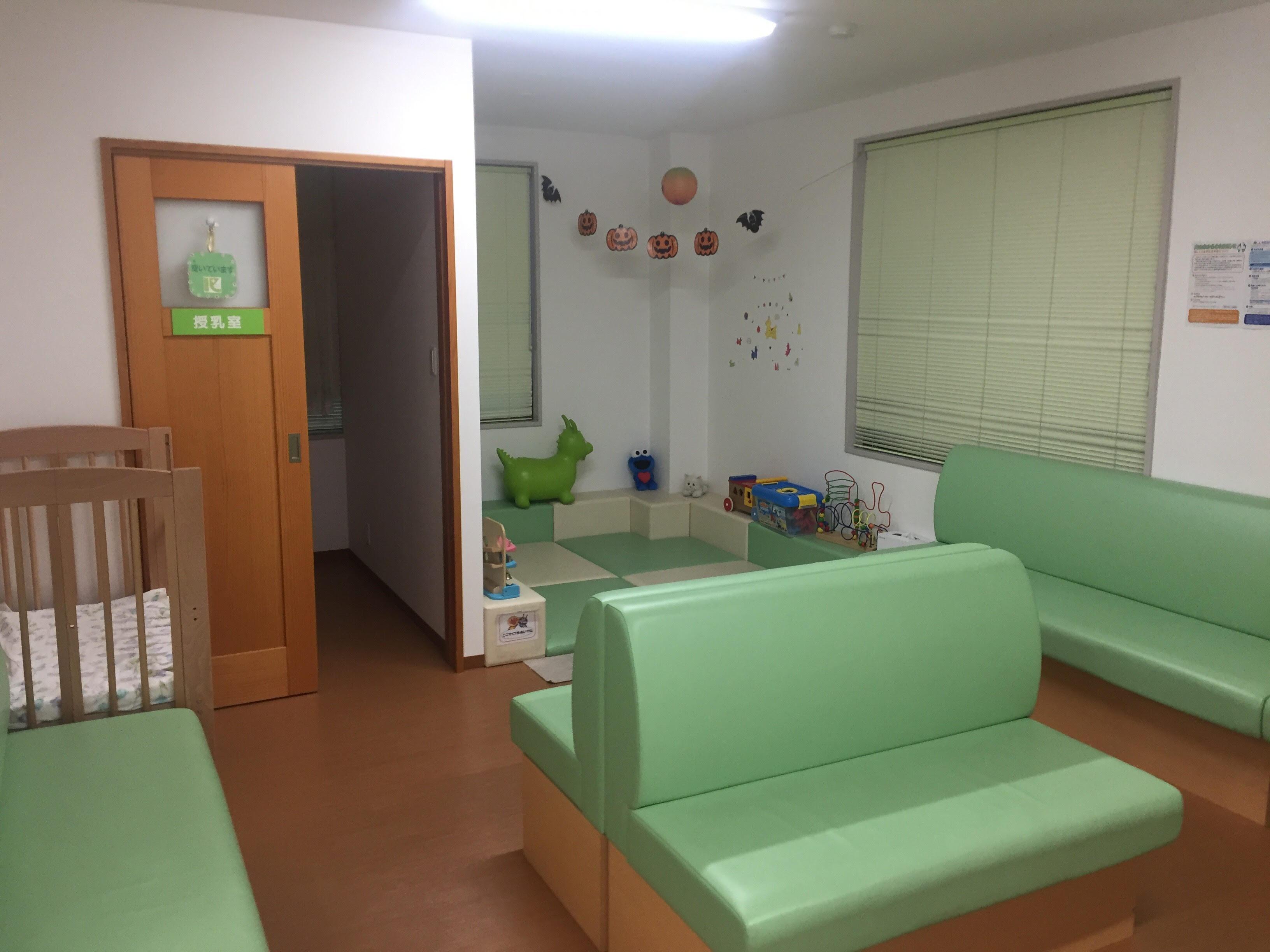 かみまちこども医院 岡山駅 1の写真