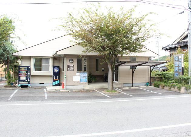 河田医院 林野駅 6の写真