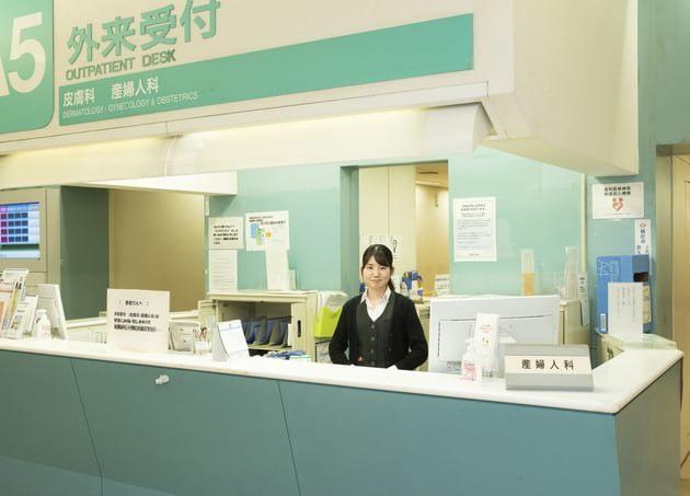 横浜労災病院(産科) 新横浜駅 3の写真