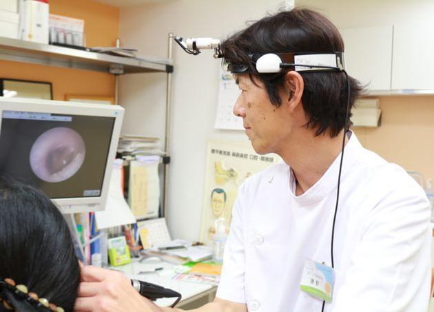 センター北ひまわり耳鼻咽喉科