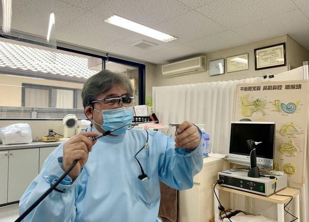 卜部耳鼻咽喉科医院